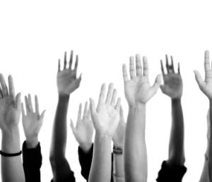 show-of-hands