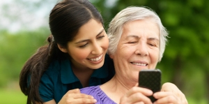 granddaughter-grandmother-cell-phone-598-x-298